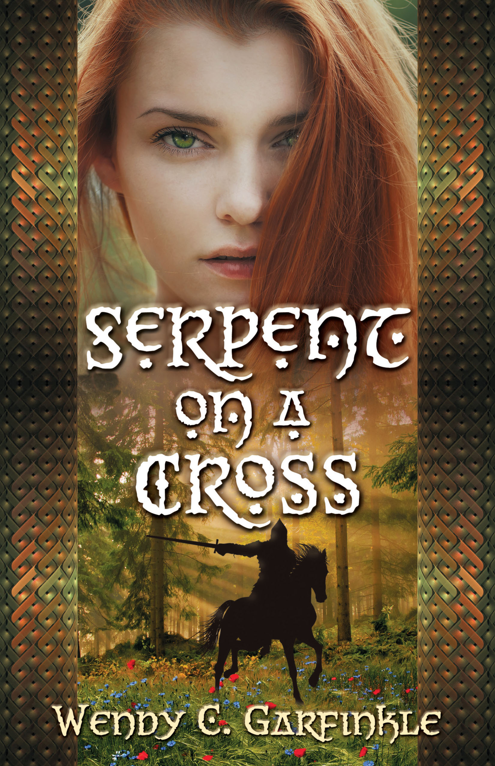 Serpent on a Cross Cover