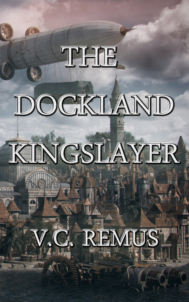 Cropped steampunk city COVER