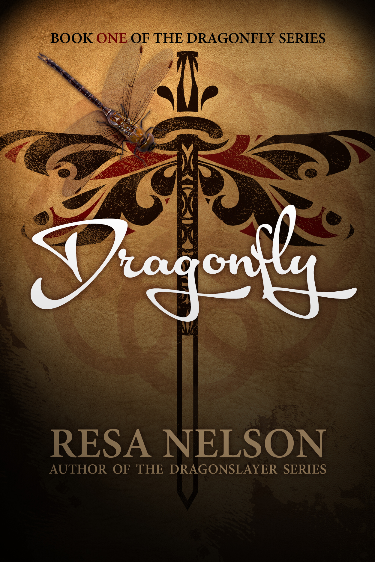 DragonflyBuckskin for Kindle