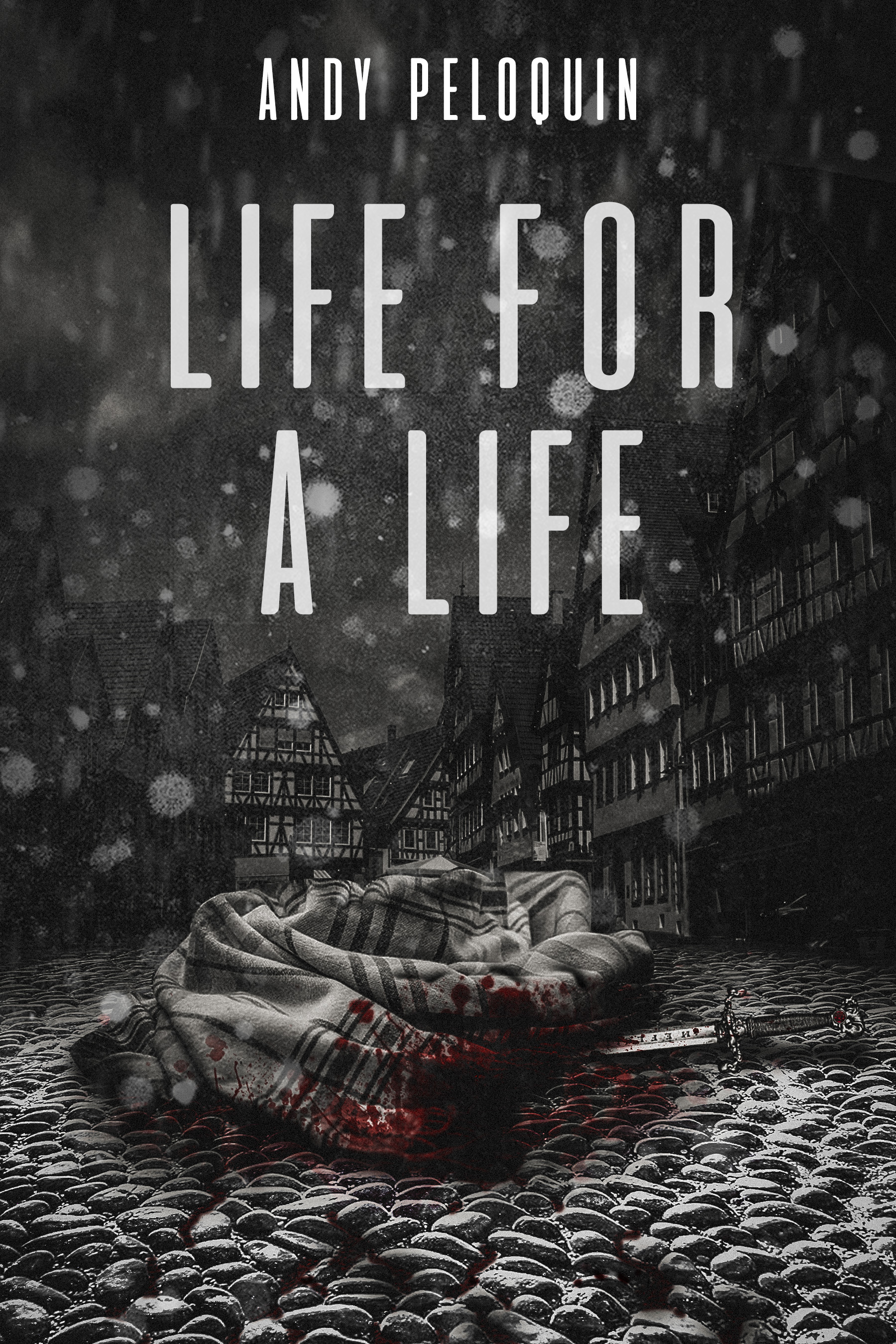 Life for a Life Cover