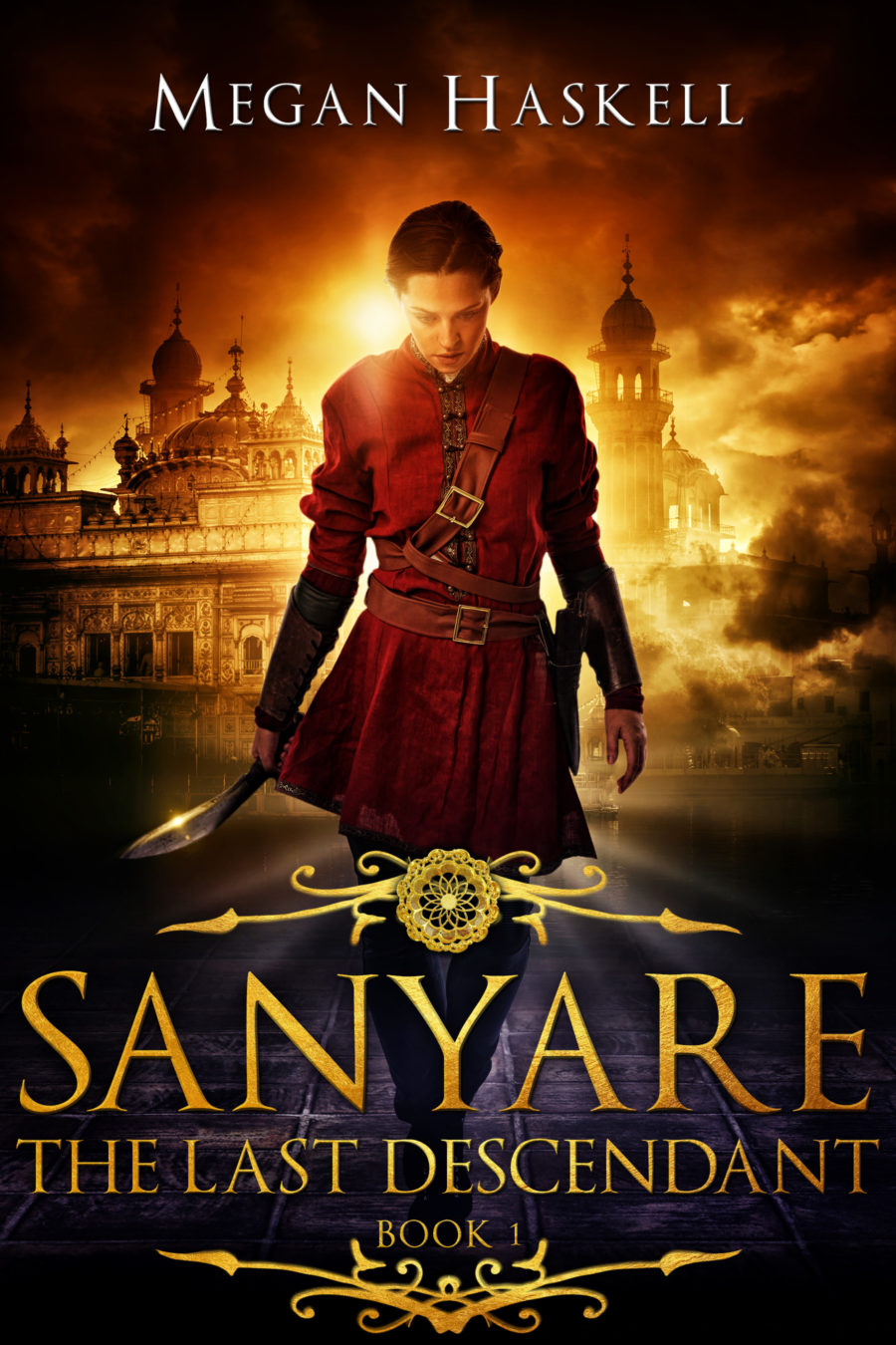 sanyare-the-last-descendant-cover