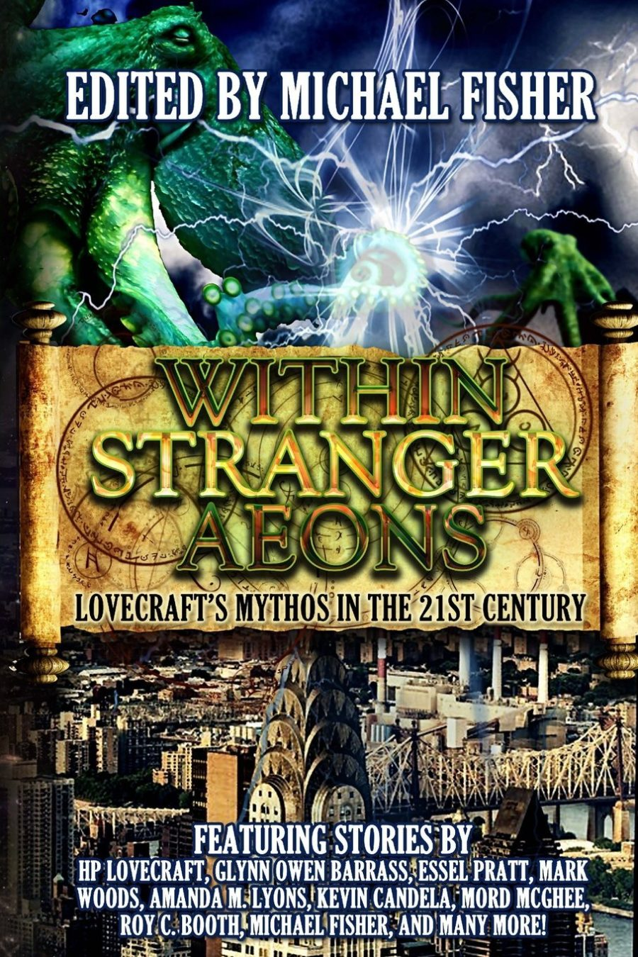 Within Stranger Aeons FRONT
