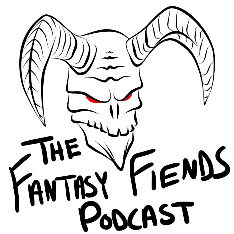 Fantasy Fiends Podcast Logo (3)