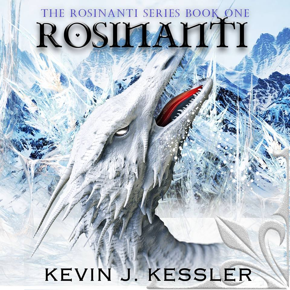 Rosinanti Audiobook Cover