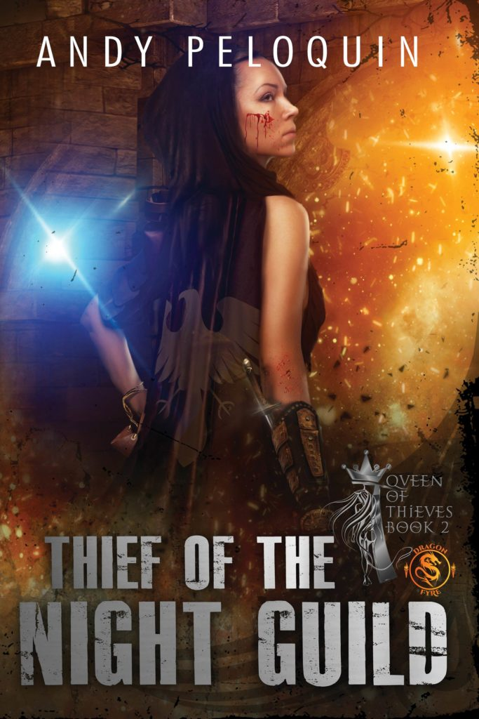 Thief of the Night Guild Cover